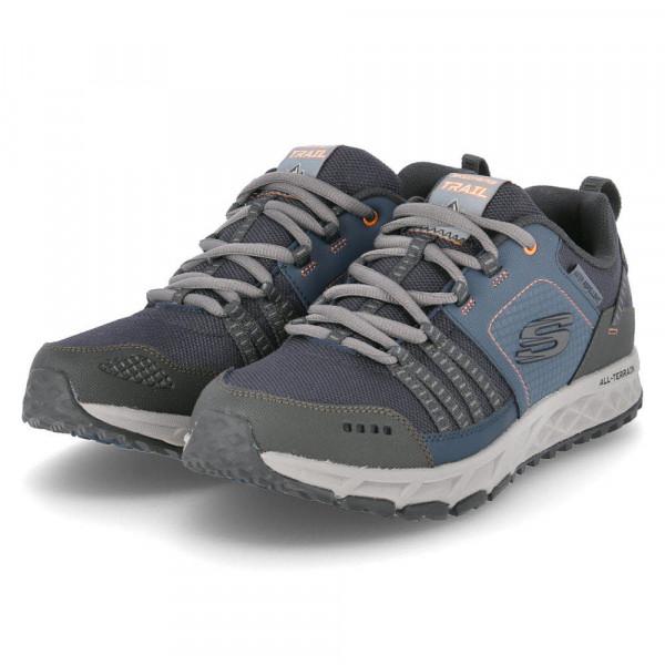 Sneakers Low ESCAPE PLAN Grau - Bild 1
