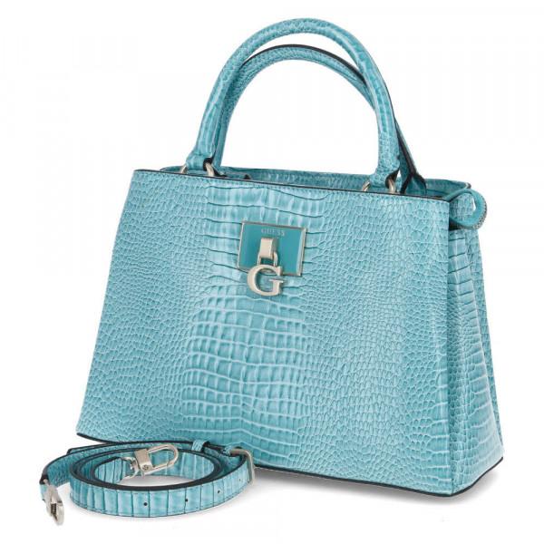 Handtasche CARABEL Blau - Bild 1