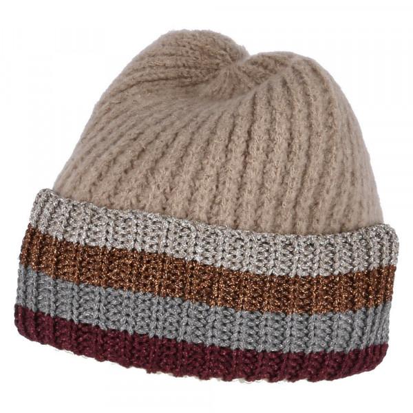 Mütze Beige - Bild 1
