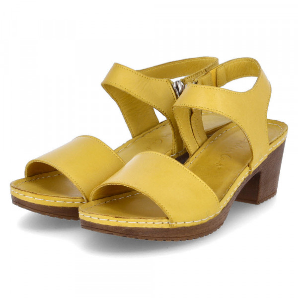 Sandaletten Gelb - Bild 1