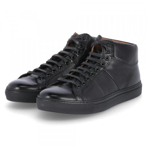 Sneaker-high SAMMY Schwarz - Bild 1