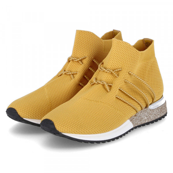 Sneaker High Gelb - Bild 1